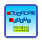 Scramble words puzzle game,Vocabulary game