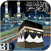 Mekka Hajj 3D Video Wallpaper
