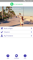 Screenshot of Transavia