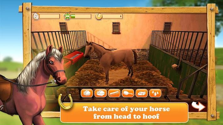 HorseWorld 3D: My riding horse - screenshot