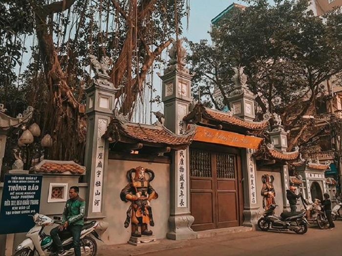 Đôi nét về chùa Hà