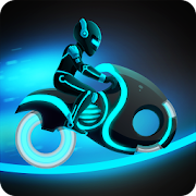 Game Bike Race Game: Traffic Rider Of Neon City APK for Windows Phone