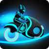 Bike Race Game: Traffic Rider Of Neon City APK Icon