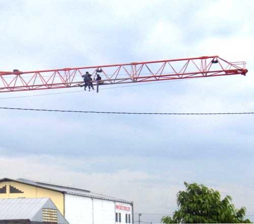 Crane In Seminyak