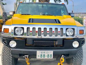 H2  07,HUMMER,LUXPXG三井D車のカスタム事例画像 ヨシクマ🇺🇸🍍さんの2019年08月04日07:57の投稿