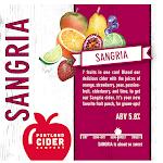 Portland Cider Sangria