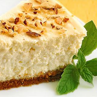 No Bake Amaretto Cheesecake Recipes.