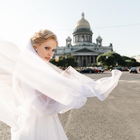 Свадебный фотограф Анна Евграфова (FishFoto). Фотография от 10.01.2019