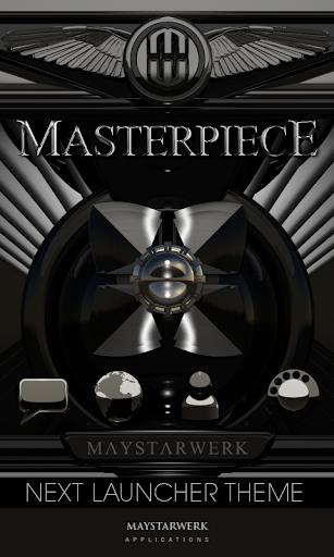 Next Launcher T. Masterpiece
