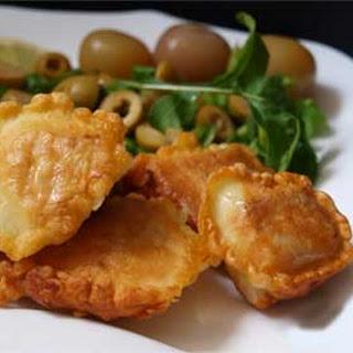 Fried Swai Fillets in Batter