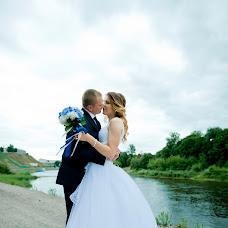 Wedding photographer Anna Evstrat (evstrataa). Photo of 03.07.2018