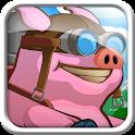 Jetpack Piggies Bros icon