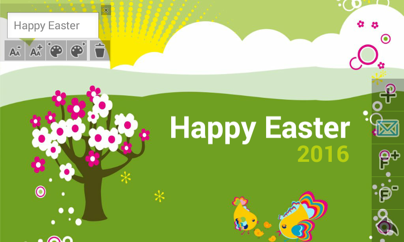 Happy Easter Greeting Cards- screenshot