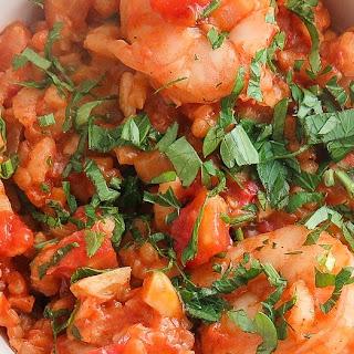 Pressure Cooker Tomato Rice