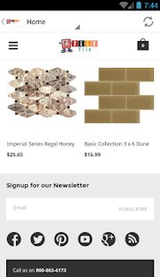 BELK Tile - Tile Store- screenshot thumbnail