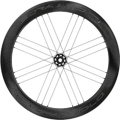 Campagnolo BORA WTO 60 Front Wheel - 700, 12 x 100mm, Centerlock, Dark