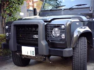 ディフェンダー  110 1994V8 3.5 carburetor のカスタム事例画像 kotanさんの2020年01月30日18:41の投稿