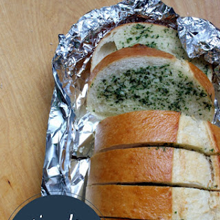 Simple Garlic Bread Recipe