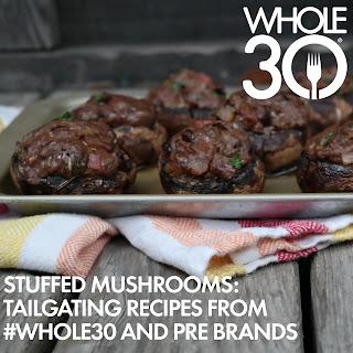 Stuffed Mushrooms.