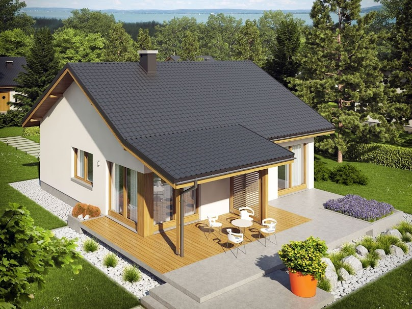 Projekt domu Elmo III Energo