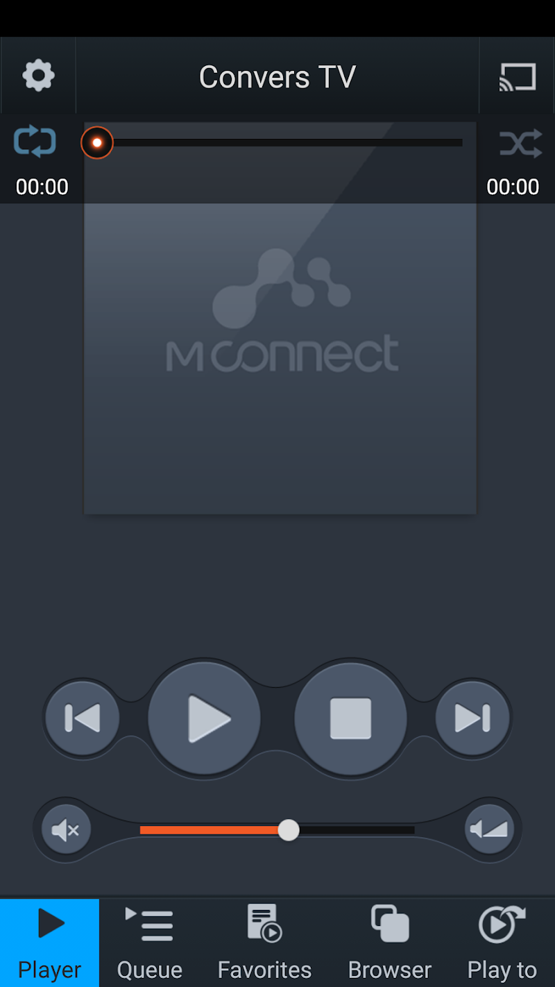 mconnect Player – Google Cast & DLNA/UPnP Screenshot 2
