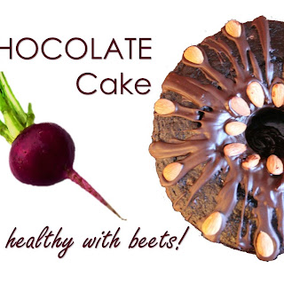 Rich Chocolate Cake (with Beets)