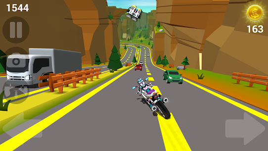 Faily Rider Apk Download For Android and Iphone Mod Apk 3