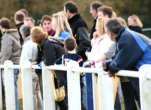 Photo: 10/11/07 v Penn & Tylers Green (Hellenic League Division 1 East) 3-0 - contributed by Paul Roth