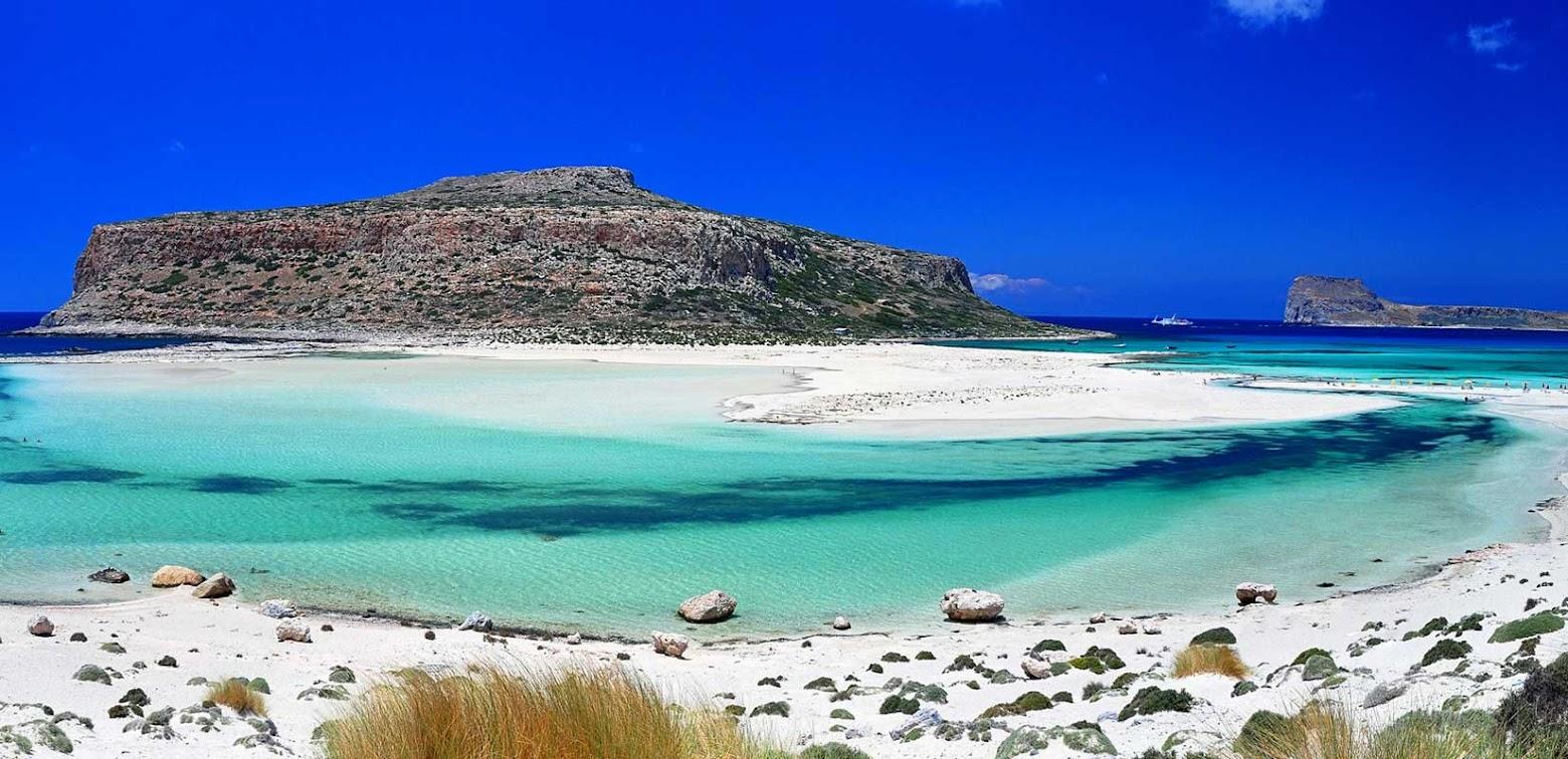 Cosa vedere a Creta: Laguna di Balos