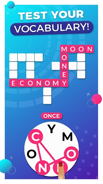 Words of Wonders: Crossword to Connect Vocabulary Android App Screenshot