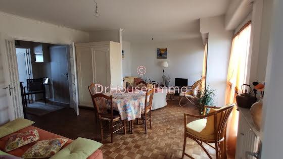 Vente appartement 3 pièces 76,25 m2