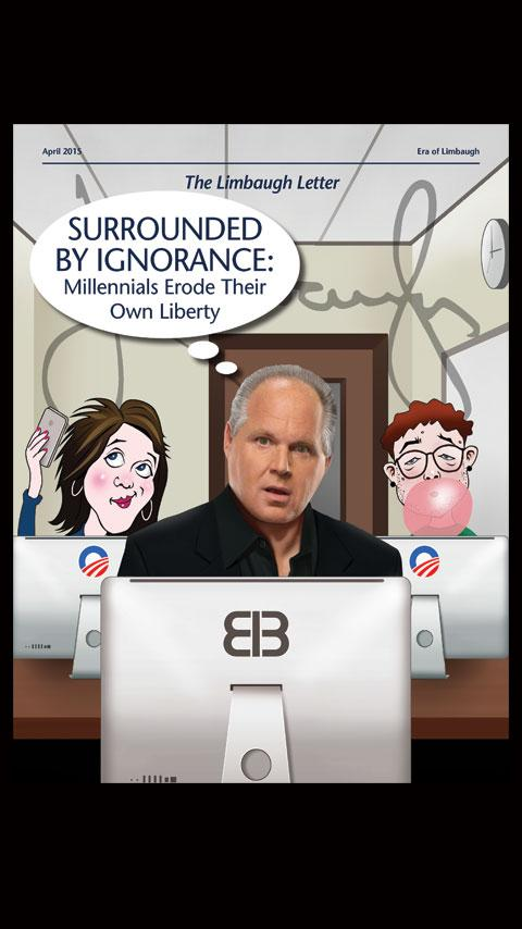 The Limbaugh Letter - screenshot