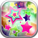 Lucky Star Glow Live Wallpaper icon