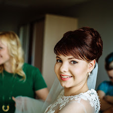 Wedding photographer Oksana Bogdanova (OksanaBogdanova). Photo of 23.08.2016