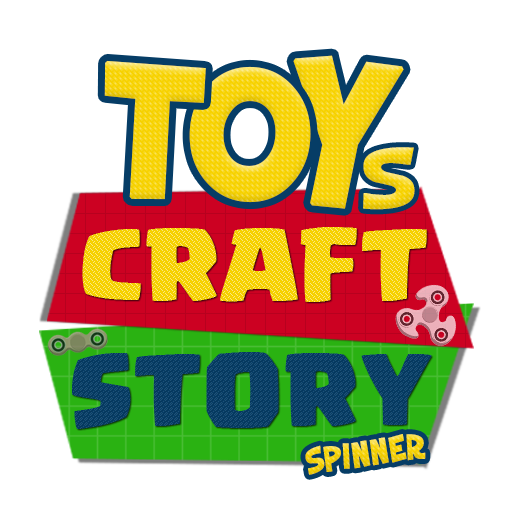Toys Craft: Fidget Spinner Story