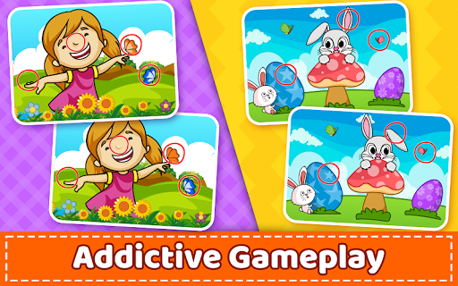 Find the Differences - Spot it for kids & adults android2mod screenshots 5