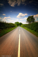 Photo: Another Road Another day Deep breath Step forward Trying not to fall Off the edge of the world Trying not to lose Where we came from Not knowing Where we are going   Another road Another day.  Good morning Googler's, I hope your day takes you where you want to be not where you have to be.    #thewhiterabbit #mikefshaw #mikeshaw #landscapes