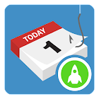 Fishing Calendar LT icon