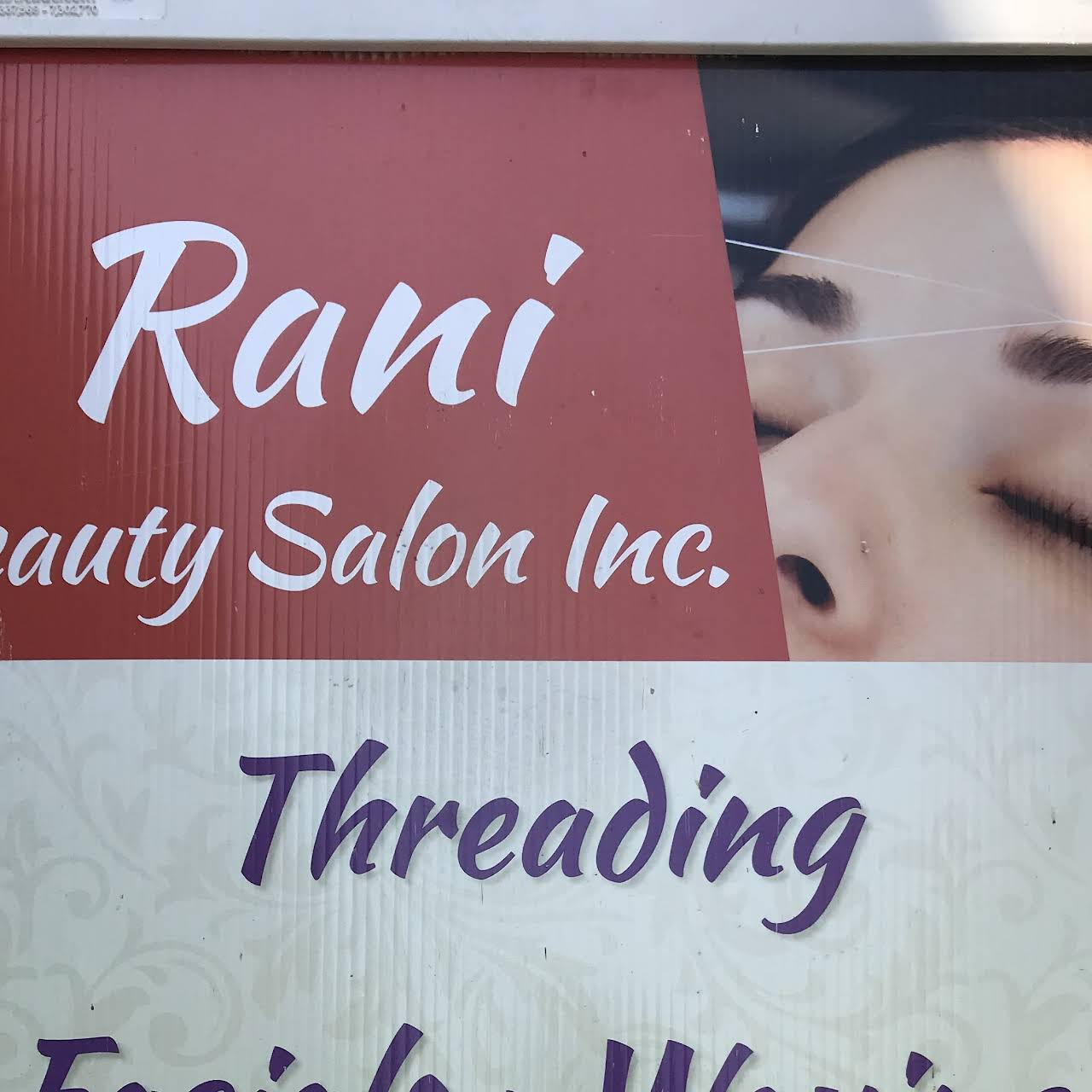 Rani Beauty Salon Beauty Salon In Fremont