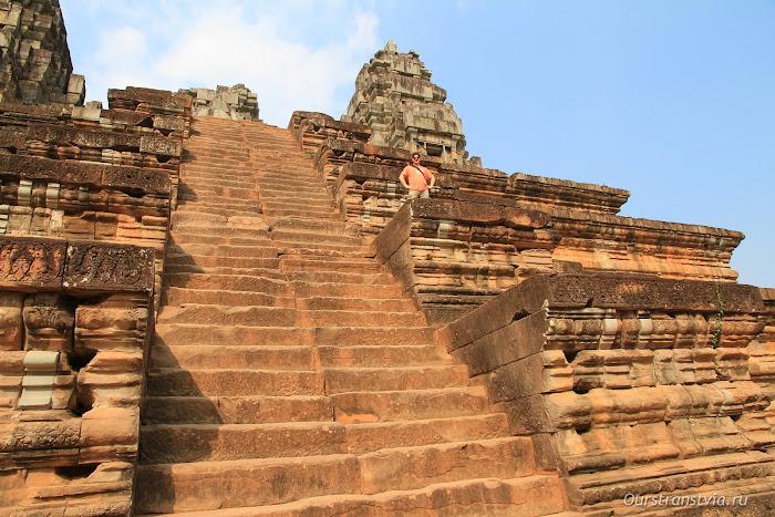 Ta Keo, Cambodia