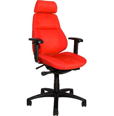 Sverigestolen 818 kompl. röd