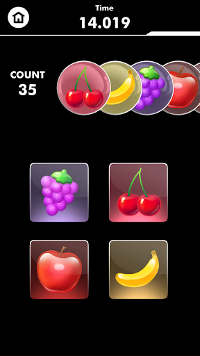 Touch The Fruits - screenshot