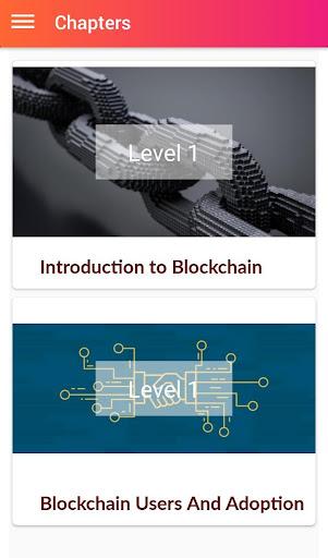 Blocklogy screenshot 1