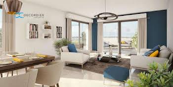 Appartement 3 pièces 68,98 m2