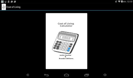 Cost of Living Calculator