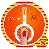 Fingerprint Temperature Prank