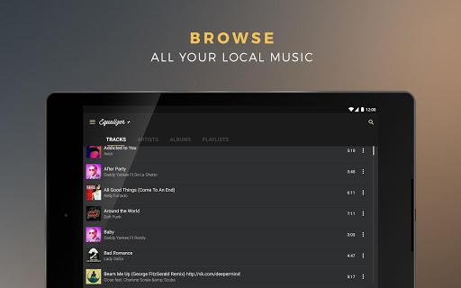 均衡器+ mp3播放器增强工具 Music Player|玩音樂App免費|玩APPs