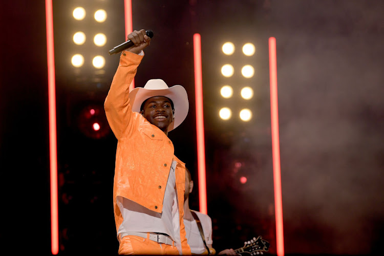 Lil Nas X is perhaps best known for his chart-topping hit with Billy Ray Cyrus, 'Old Town Road'.