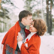 Wedding photographer Lyubava Evdokimova (Ginger-alisa). Photo of 02.01.2016