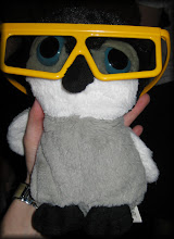 Photo: Carlisle is ready for the 3D movie